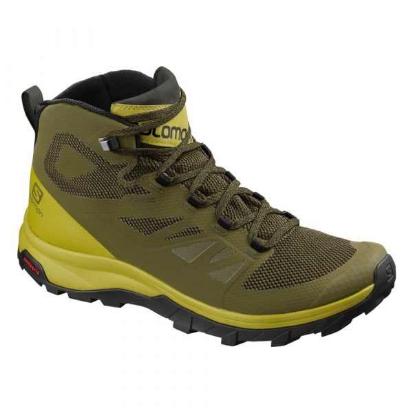 Bota-Salomon-OUTline-Mid-GTX-Masc