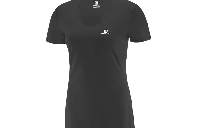 Camiseta Salomon Training II SS - Fem