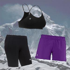 Bermudas, Shorts e Tops