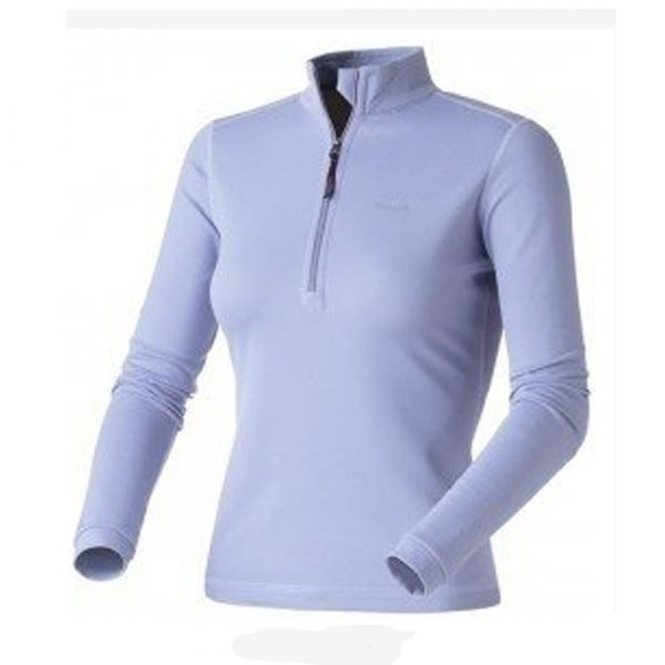 Blusa Solo X-Thermo DS Zip Feminina