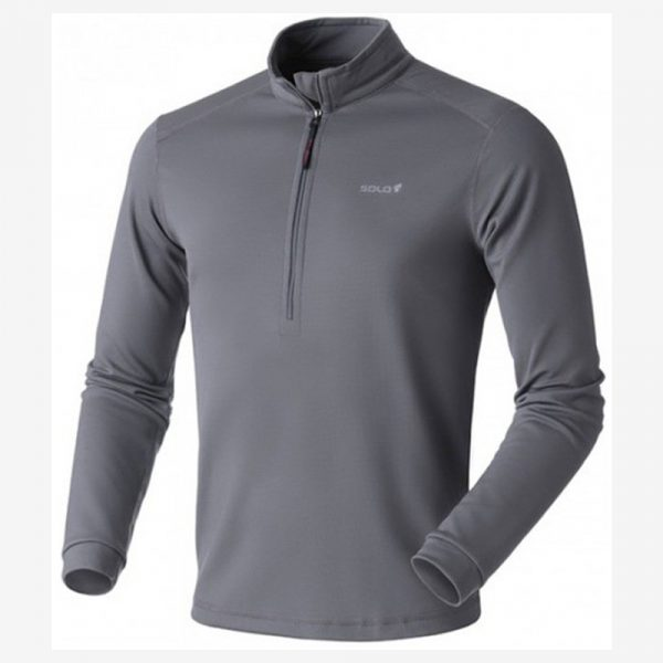Blusa Solo X-Thermo DS Zip Masculina