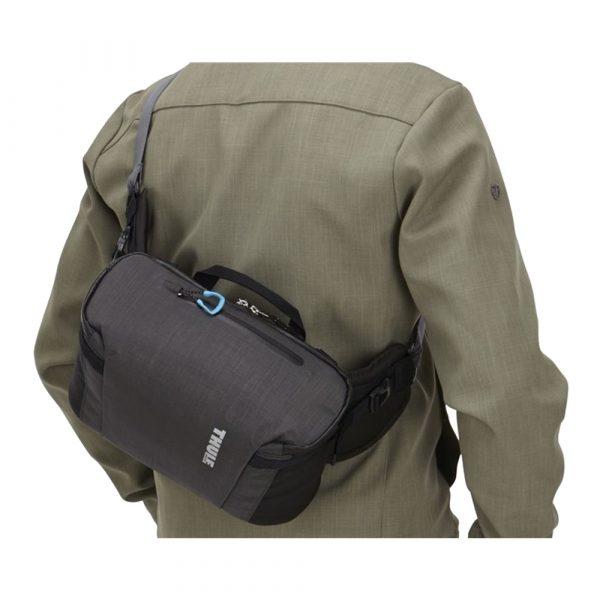 bolsa-para-câmeras-thule-perspektiv-compact-sling-black
