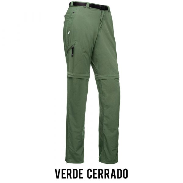 Calça Bermuda Solo Genus Feminina - Verde Cerrado