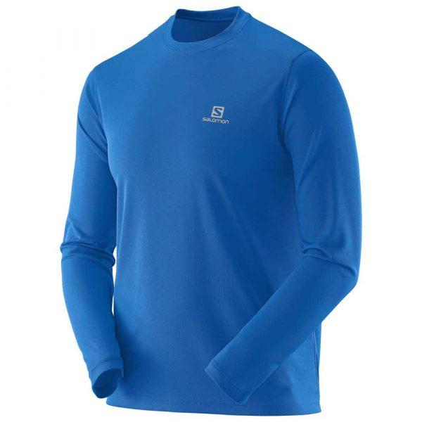 Camiseta Salomon Sonic UV Masculina - Azul