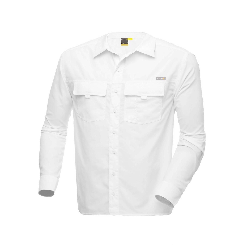 Camisa Solo Explorer Masc – Branco