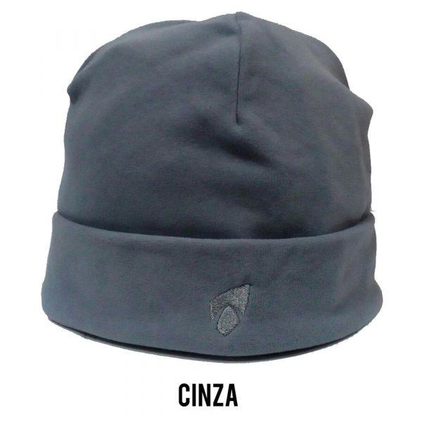 Gorro Solo Expedition - Cinza