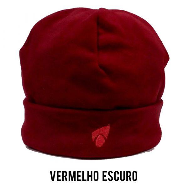 Gorro Solo Expedition - Vermelho Escuro