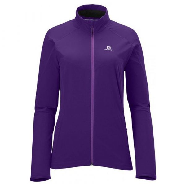 Jaqueta Salomon Darbon Light Feminina - Roxo