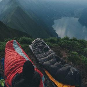 Sacos de dormir e Isolantes